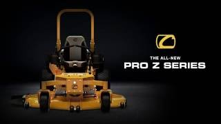 Introducing the PRO Z Series | Cub Cadet Professional Zero-Turn Mowers