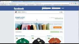 Salesforce-Facebook Page Integration