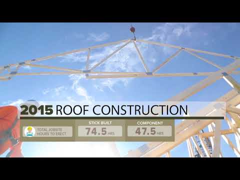 Framing the American Dream: Roof Truss Data for Builders