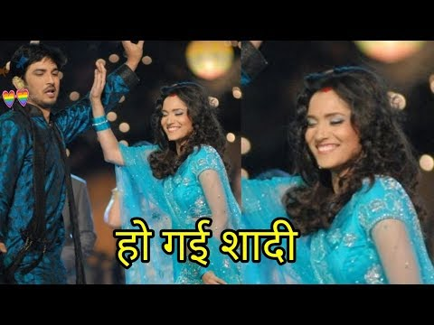Sushant Singh Rajput gets married to Gf Ankita Lokhande ! Good ❤