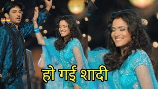Sushant Singh Rajput gets married to Gf Ankita Lokhande ! Good News❤