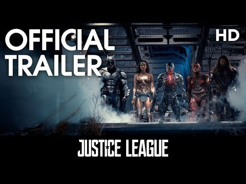 трейлер 2017 - JUSTICE LEAGUE | SDCC Trailer | 2017 [HD]