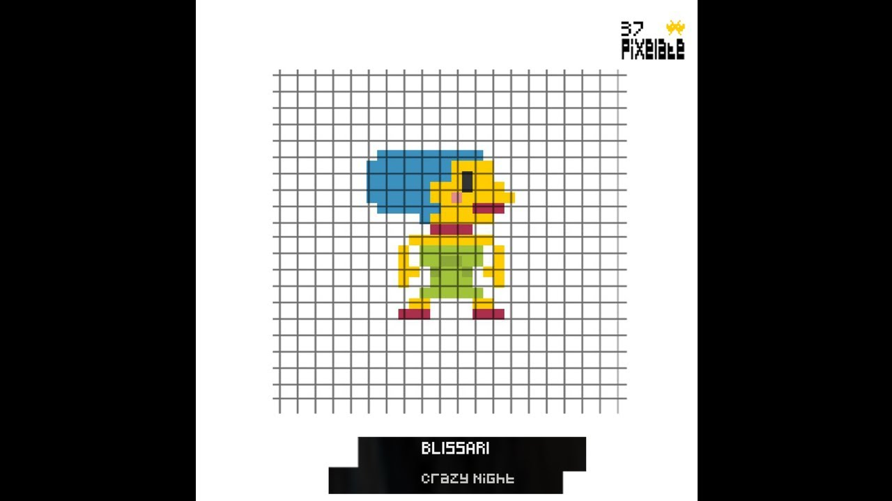 Blissari - Crazy Night (PIXELATE37)