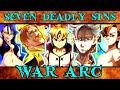 Download Why All 7 Sins were a PERFECT Choice - Seven Deadly Sins War Arc