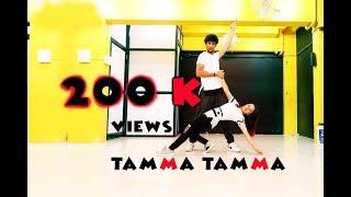 Tamma Tamma Again | Badrinath Ki Dulhania | Dance Choreography |  Mohit Jain's Dance Institute