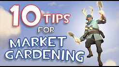 TF2: 10 Tips for Market Gardening!