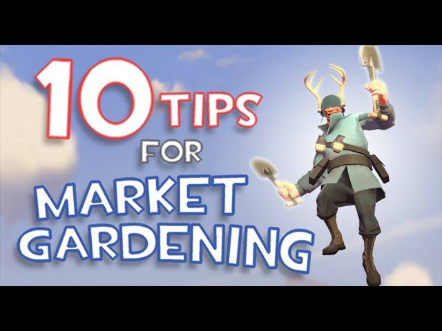 TF2: 10 Tips for Market Gardening! - clipzui com