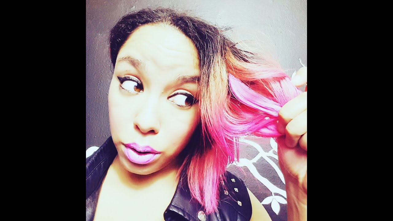 Demi Lovatos Secret Color Headband Hair Extensions Review With My