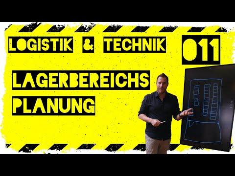 logistik&technik #011: Lagerbereichsplanung - Konzept für Lagerbeschriftungen