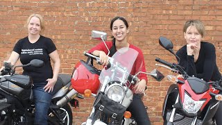 country ride with kate tiffany   three girls three motorcycles all country