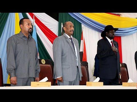 استئناف محادثات السلام في جوبا بين حكومة الخرطوم والمتمردين …  - نشر قبل 3 ساعة