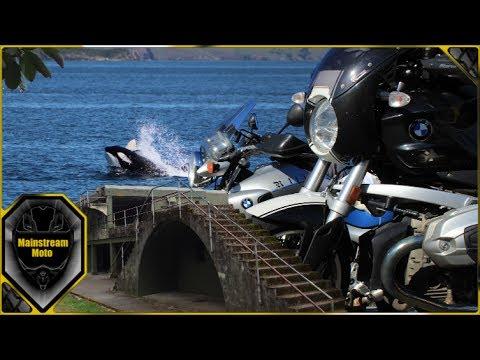 San Juan Islands Motorcycle Trip