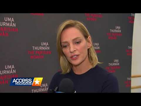 Uma Thurman on Sexual Abuse in Hollywood: I'm Too Angry to Even Formulate a Response thumbnail