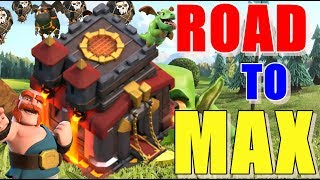 Lets Do Some Masti With You Guys | Clash Of Clans Gameplay ●LIVE
