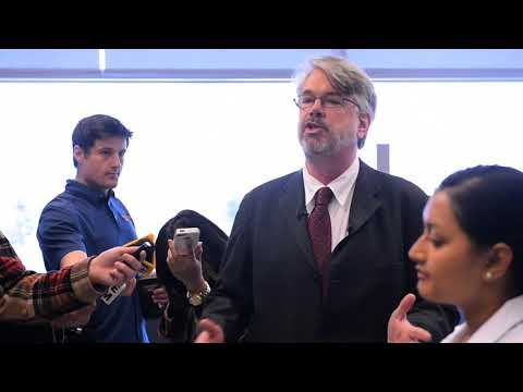 Institute of Environmental Change and Society opens at U of R