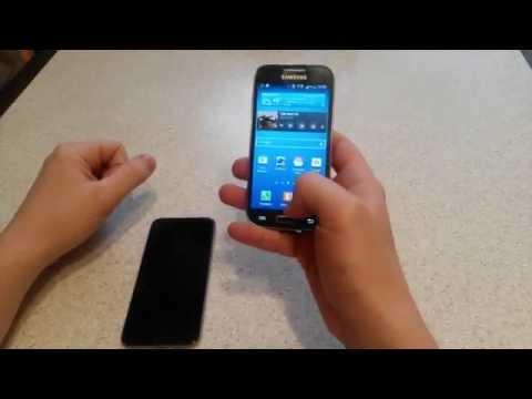 Как передать контакты с Android(Samsung) на iPhone