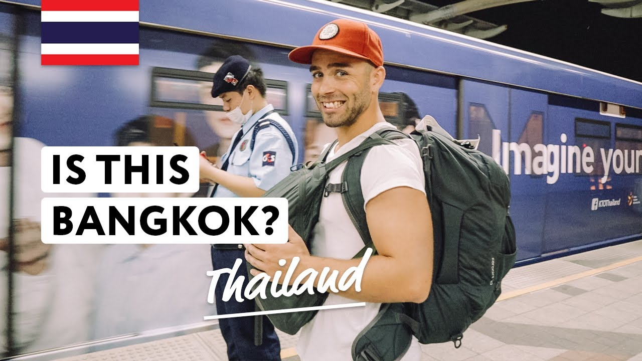 Bangkok First Impression | What to Expect (Travel from Cambodia To Thailand)