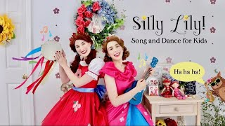 """Silly Lily"" by Poppy & Posie 