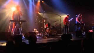 Trans Am - Megastorm / I'll never Live @ BBmix festival Boulogne 23 11 2014