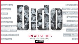 Dido Greatest Hits - Album Sampler