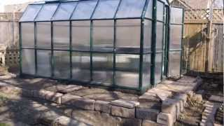 GreenHouse Heater Death of the Rocket stove part 1