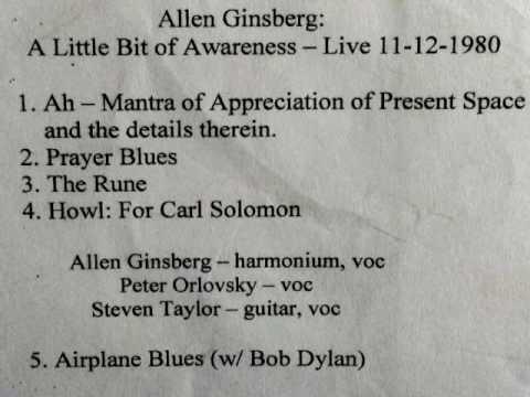 Allen ginsberg - The Rune (1980)