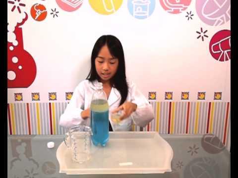 Graceful Hands Super Scientist Experiment Tina Detergent