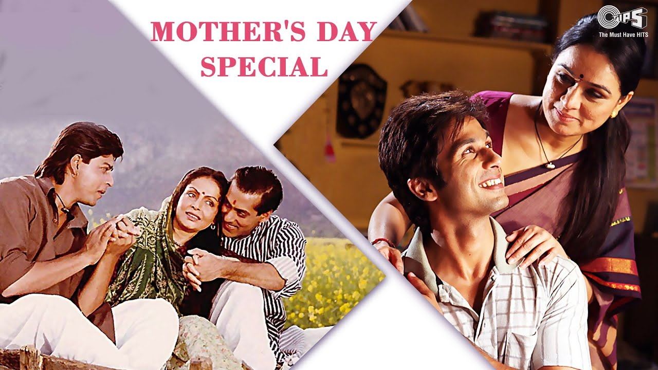 Mother's Day Special [Video Jukebox] Best Emotional Bollywood Songs | Mother's Day Songs | Tips