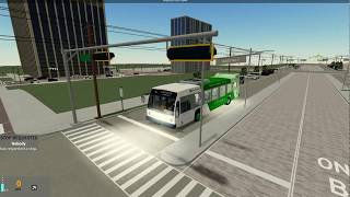 (Roblox) Tobes Transportation Authority 2019 Novabus LFS 1951 Rt. 84 Astoria