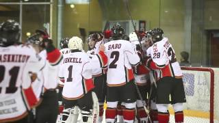 Alberni Valley Bulldogs Wind Up Video 2011-2012 BCHL CJHL Hockey Canada