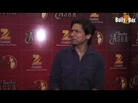 Shaan Celebrate Asha Bhosle 83rd Birthday With A Musical Concert