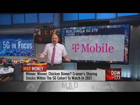 Jim Cramer: 5G now has momentum needed to invest in - CNBC Television