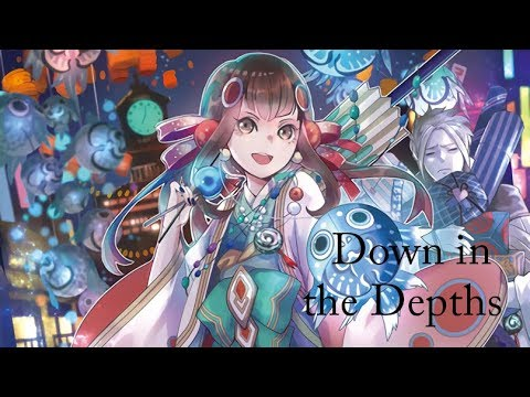Force of Will | Kevin's Kreations: Down in the Depths