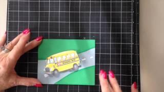 Video Easy Computer Clip Art School Bus Birthday Card download MP3, 3GP, MP4, WEBM, AVI, FLV Juli 2018