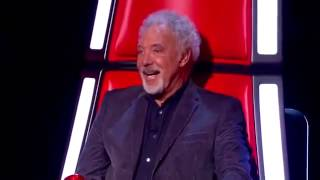 [FULL] LB Robinson - Shes A Lady - The Voice UK Season 2