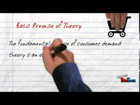 Theory of Consumer Demand