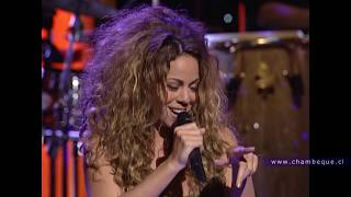 Mariah Carey My All (totally live)