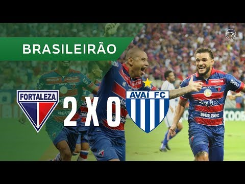 FORTALEZA 2 X 0 AVAÍ - GOLS - 13/07 - CAMPEONATO BRASILEIRO 2019