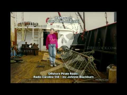 [G117-EDIT] Caroline 558 ~ 10-19/06/1990 ~ Offshore Pirate Radio