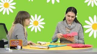 як зробити квіти з гофрованого руками