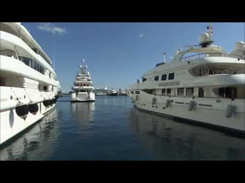 Luxury Mediterranean Cruise Super Yacht Pure Bliss