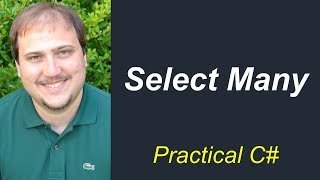 Learn all the possible ways to use SelectMany in LINQ to implement ...