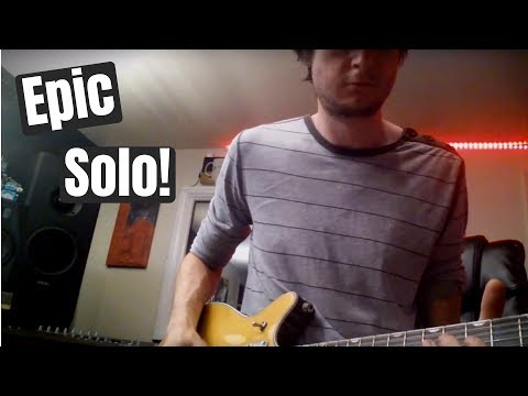Tainted Love - IMELDA MAY Guitar Solo Lesson