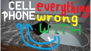 Everything Wrong With Cell Phone (Fwep67) | ROBLOX Game Sins