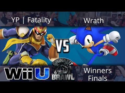 Gwinnett Brawl October 2017 - YP | Fatality (Falcon) vs Wrath (Sonic) - Smash 4 Winners Finals
