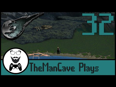 """City of the Ancients   Let's Play Final Fantasy VII """"HD Remake""""   Part 32"""