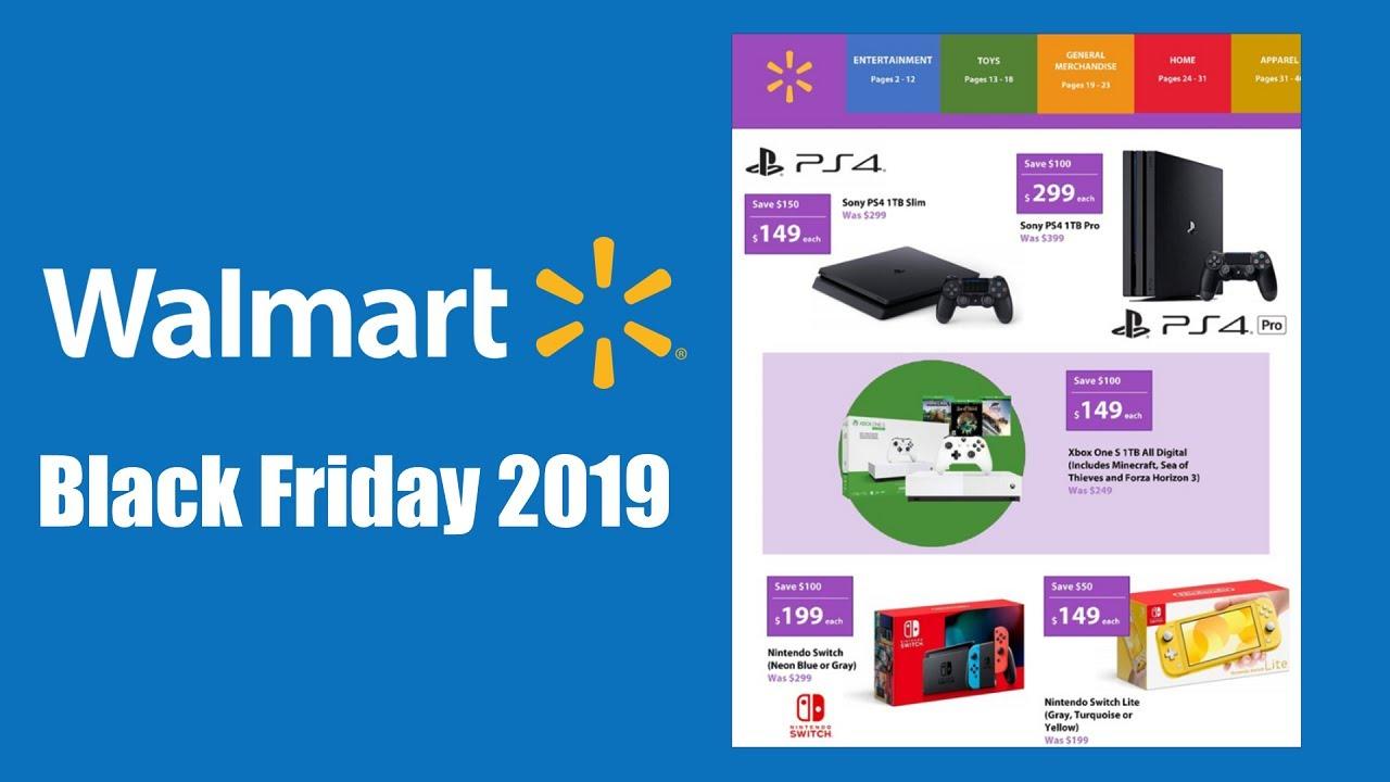 Black Friday 2019 Ads Preview: Best Buy Vs Walmart Best Deals
