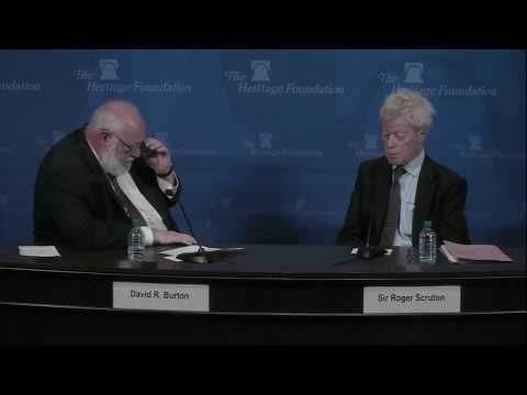 An Interview with Roger Scruton
