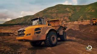 Золотая лихорадка (сезон 9, серия 7) - Опрокинутый грузовик