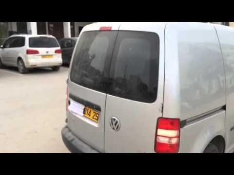 Caméra de recul VW Caddy